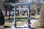 Steel Torii Gate