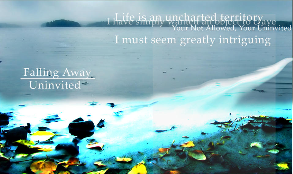 Falling Away --- Uninvited