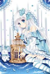 Yuki d alouette by Namiiu