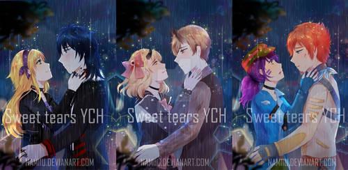 Sweet Tears YCH