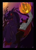 The Headless Horseman by Kitsune64