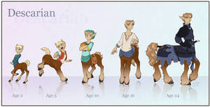 Ages of Descarian