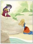 Dio Meets Ariadne