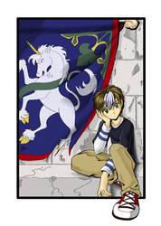 The Unicorn by Kitsune64