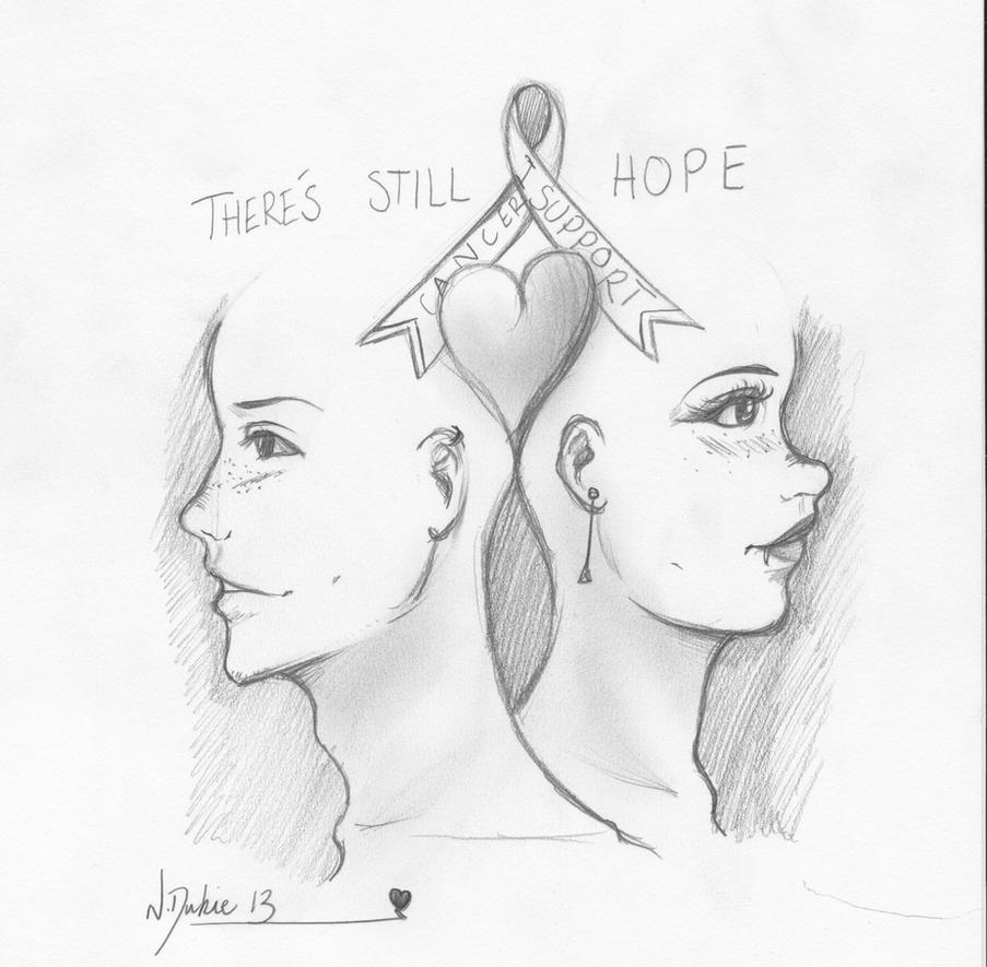 Cancer Support: Theres Still Hope by NDukie