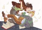 Kids quarrel by SawakoPhoenny