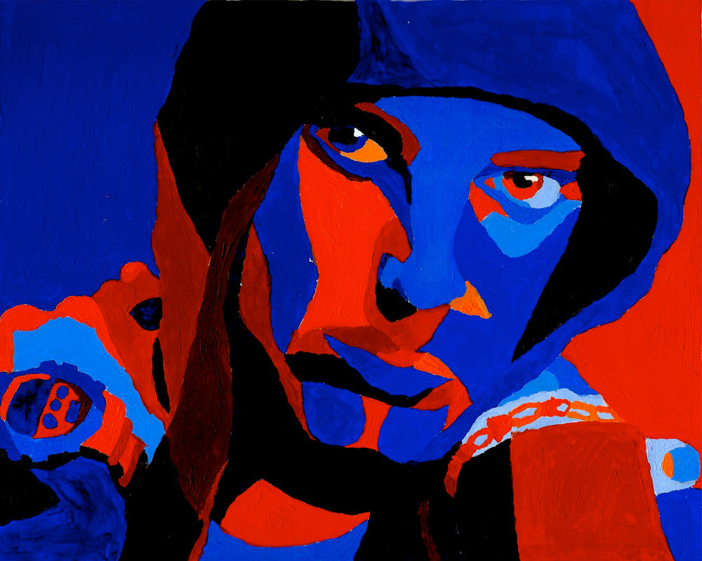 Eminem Detroit colors by Slasher441