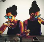 Liquid Twins
