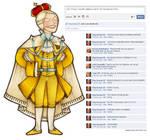 Facebook - King George III