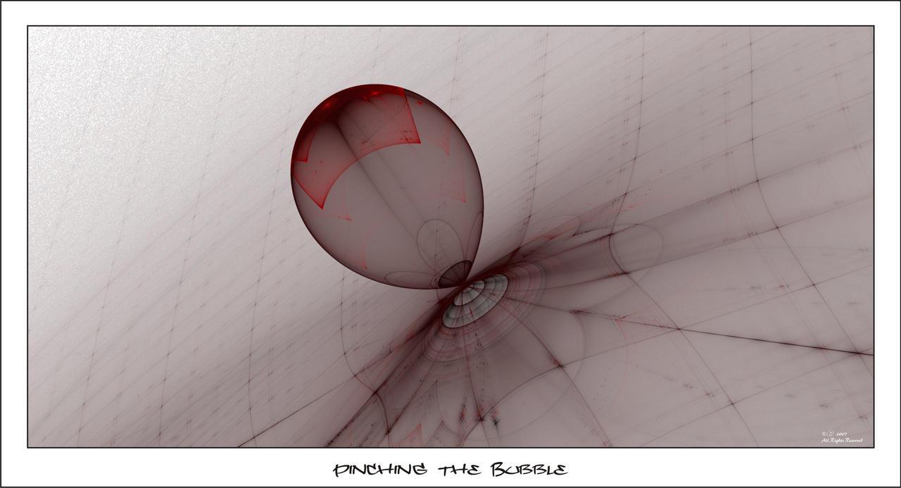 Pinching the Bubble by highmountain4