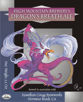 Dragon's Breath Beer by highmountain4