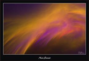 Neon Sunset by highmountain4