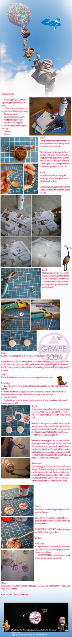 UP Grape Soda Badge Tutorial by ACatCalledMegan