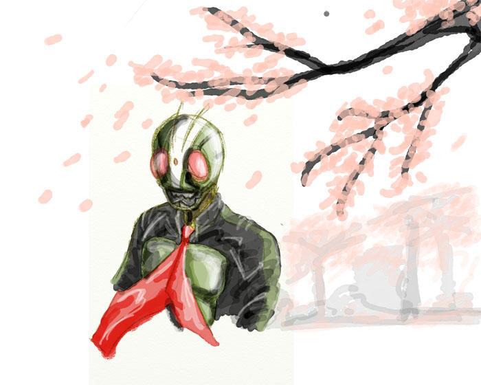 Kamen Rider by soetiono