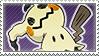 Mimikyu Stamp by renruu