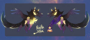 (closed - Auction) North Star Razzmaw! by Kin-Seizh