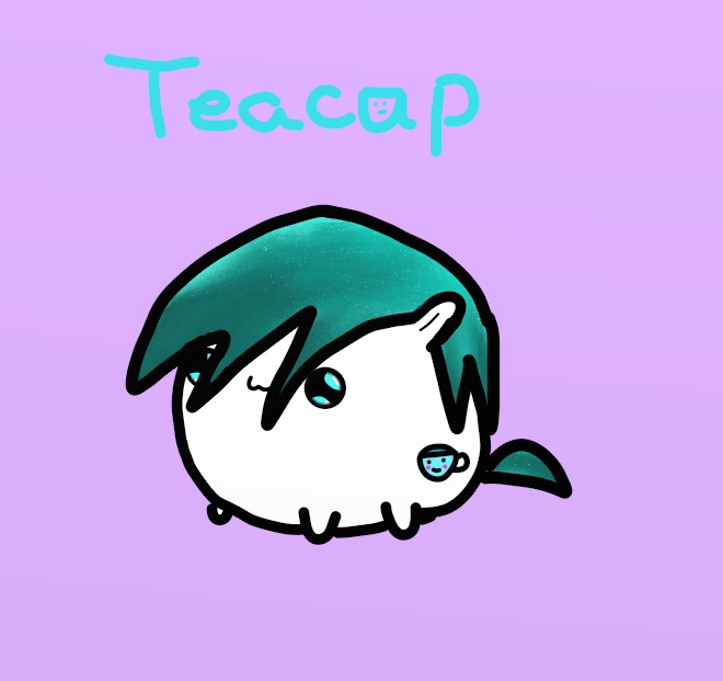 Teacup chubbie by DrippingStarDust