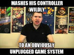 Irate Gamer and Controllers
