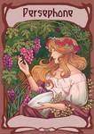 Persephone by Lisentia