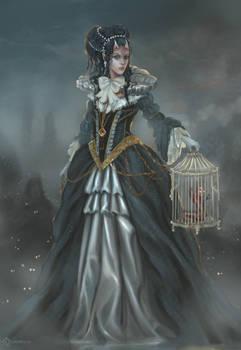 Baroque demon