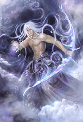 Air  Spirit by LorennTyr