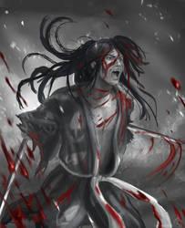 Hyakkimaru- sketch chapter 6