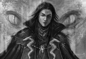 Dragon master, Arcanos