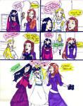 HP: Black Sisters- Unladylike