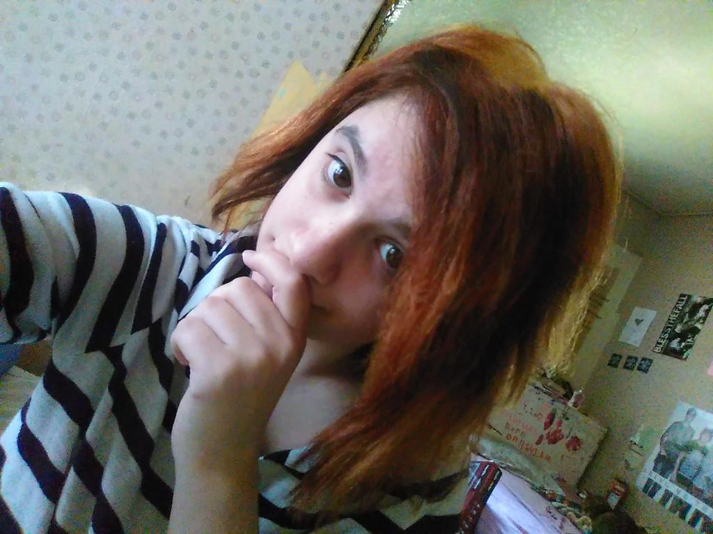 Hair dye by angellove94