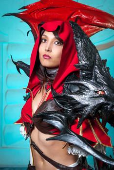 Lost Ark - Red hood beauty