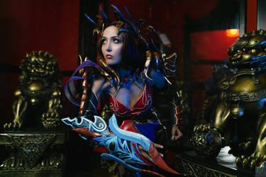 Jade Dynasty: ready to attack