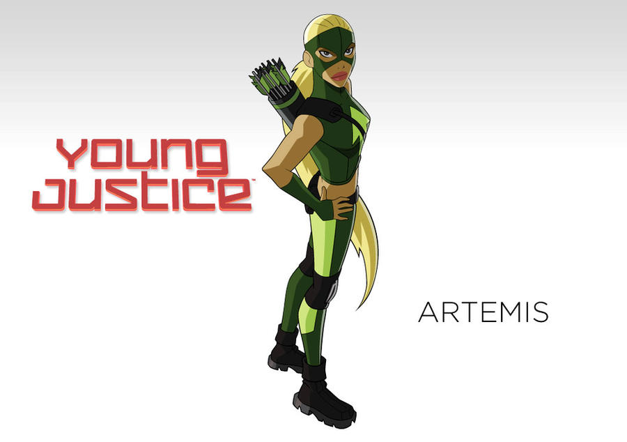 DC - Young Justice - Wallpaper - Artemis by Aerrow1324Young Justice Artemis