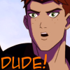 DC - Young Justice - Icon 12 by Aerrow1324