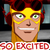 DC - Young Justice - Icon 18 by Aerrow1324