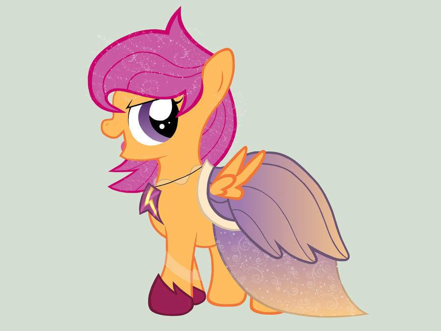 Scootaloo Gala Dress By Miesmauz On Deviantart But, she uses her wings for propulsion on her scooter skillfully. scootaloo gala dress by miesmauz on