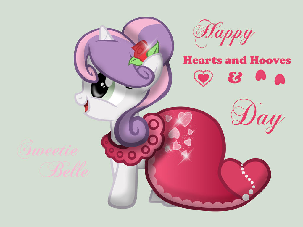 Hearts and Hooves Day Dress by miesmauz
