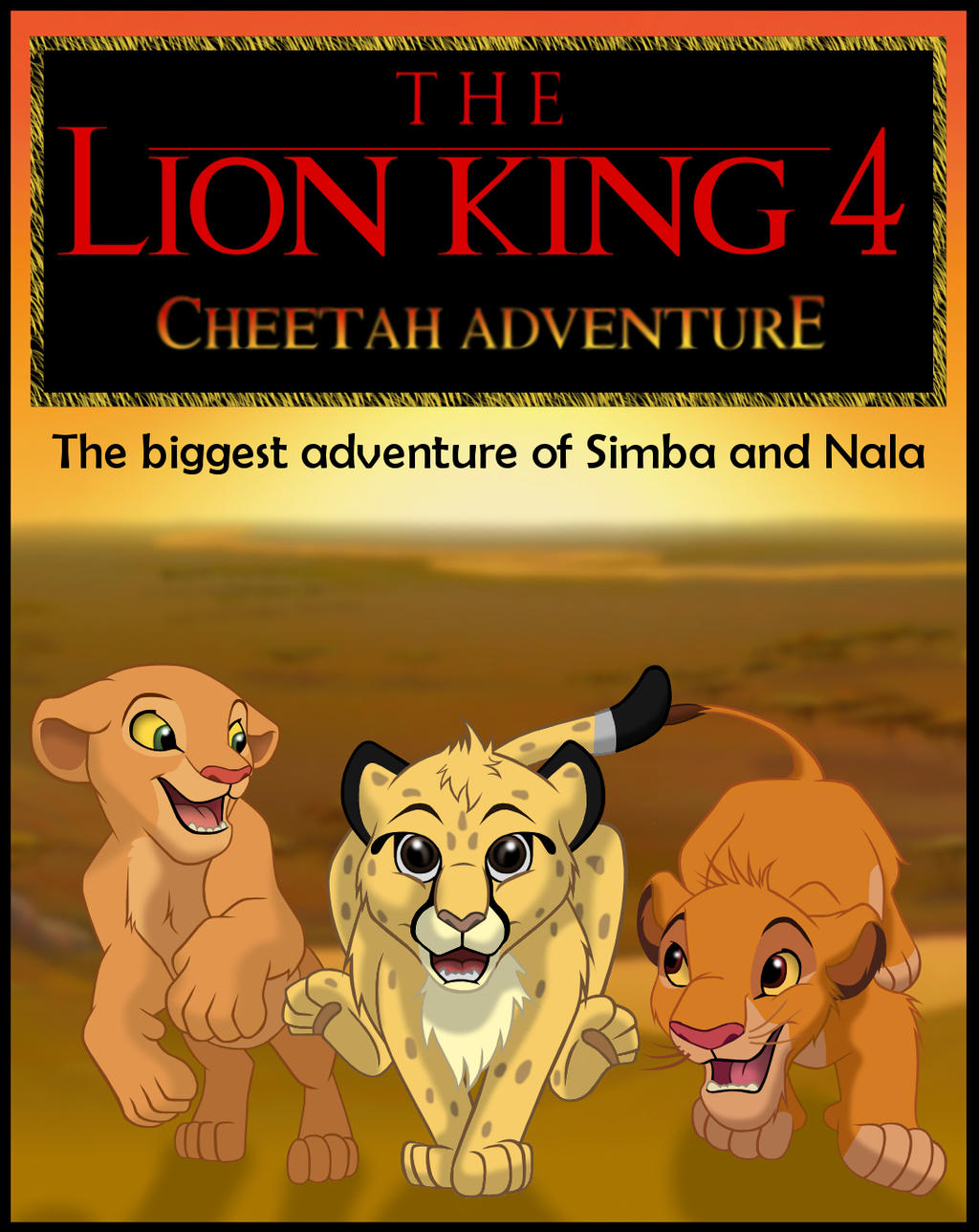 Si añadieran un personaje distinto animal a TLK ¿Cual quisieras que fuera? The_lion_king_4_movie_cover__fan_art__by_miesmauz-d6mdvfl