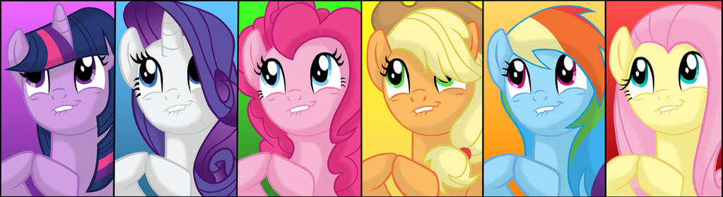 Lovely Smiles by miesmauz