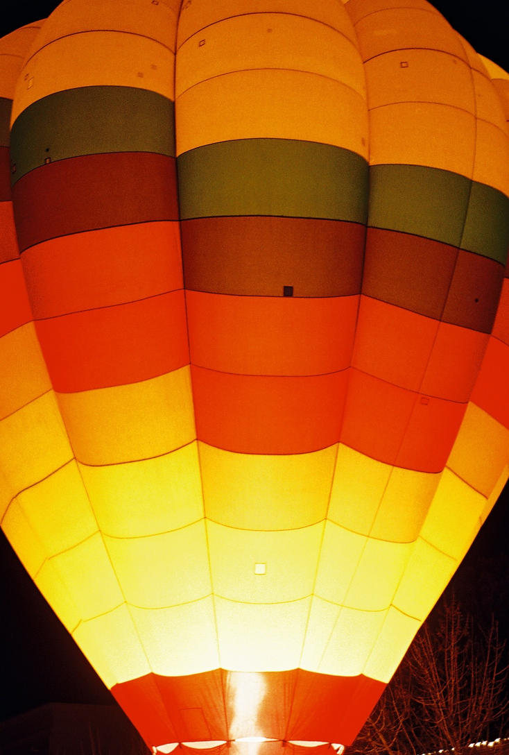 Hot Air Balloon by c0smic6