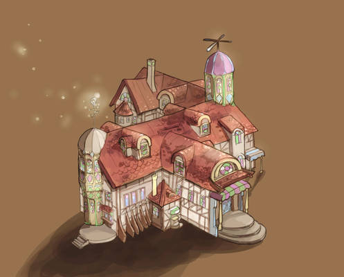 lil Magic shop