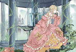 Royal dressmaker doll
