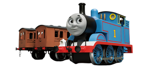 CoolProps Thomas, Annie And Clarabel Vector