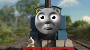 Thomas Gets Spooked