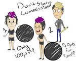 Don't Starve Commissions [OPEN]