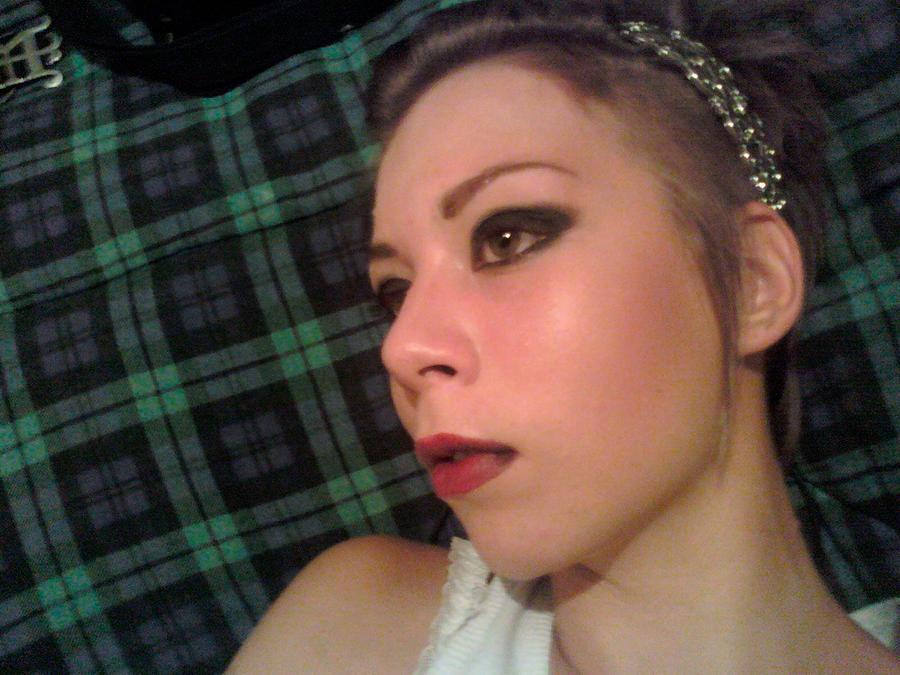 lady gaga bad romance makeup