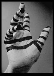 Clowns' Hand by NOTspecific