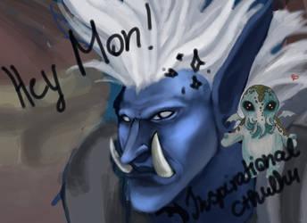 Trollwip