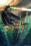 Rainbow blast. by Miakhano