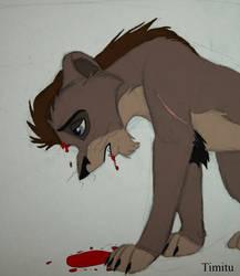 Poor Levar by Timitu