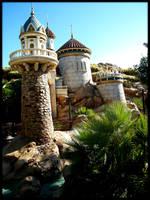 Little Mermaid Castle by Timitu